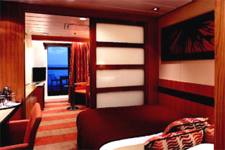 Family Veranda Stateroom on Celebrity Century