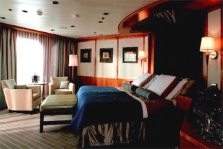 Penthouse Suite on Celebrity Century